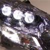 進化するLEDヘッドライト