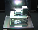 有機薄膜PV向けLED可視光シミュレータ「Iris」シリーズ