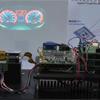 ミツミ電機が開発するレーザディスプレイ向けMEMSミラー