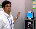 NHK放送技研が開発するスーパーハイビジョン信号長距離伝送システム