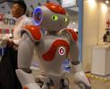 ナノ・マイクロビジネス展/ROBOTECH 展示会場の様子