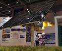 フジプレアムの追尾型太陽発電トラッキングシステム