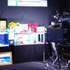NHK技研の開発するSHVの色域に対応したカメラとレーザディスプレイ