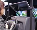 各社が開発する車載ヘッドアップディスプレイ(HUD)2013